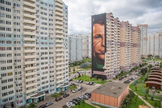 «Юрий Гагарин», Йорит Агоч, 2019, Одинцово