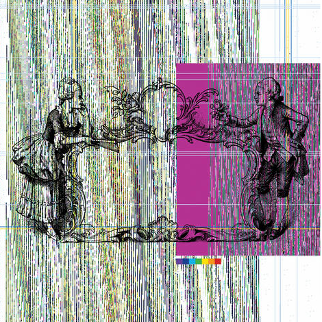 Глитч-арт - декаданс цифрового мира?
