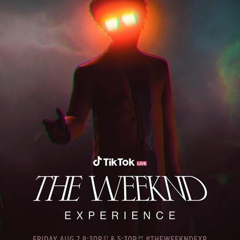 The Weeknd устроит виртуальный концерт в TikTok