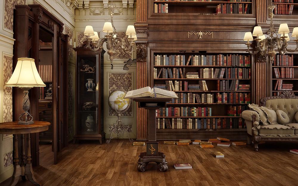 Викторианские шкафы