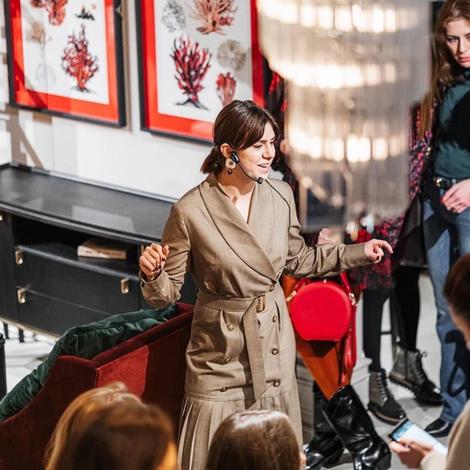 Интерьерный стилист Дарья Соболева о своей профессии, вдохновении и дизайнерских трендах