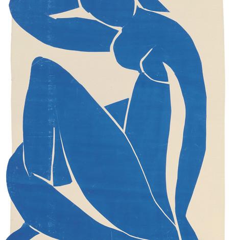10 произведений искусства в главном цвете сезона 2020 Pantone Classic Blue