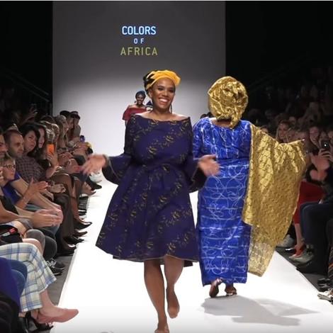 Свобода и эмоциональность: как африканские модели изменили привычный взгляд на модные показы