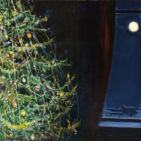 От Айвазовского до Уорхола: 10 картин с атмосферой Нового года