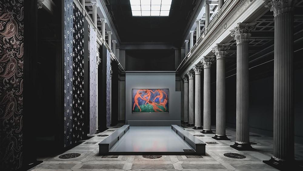 Выставка фонда Louis Vuitton