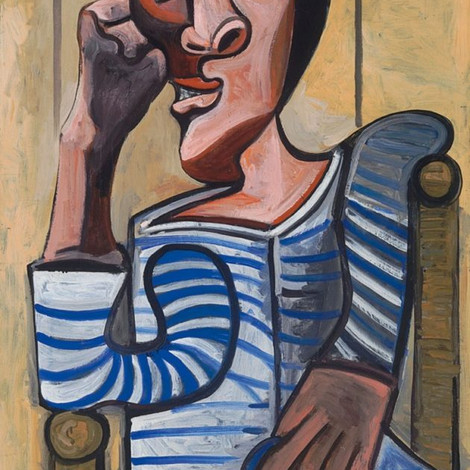Страховщики требуют возместить убытки за повреждённое полотно Пикассо