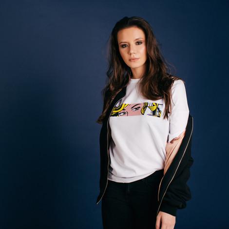 Основательница ART FLASH Эмилия Манвельян о запуске коллекции Basic, новом блоге и современном искус