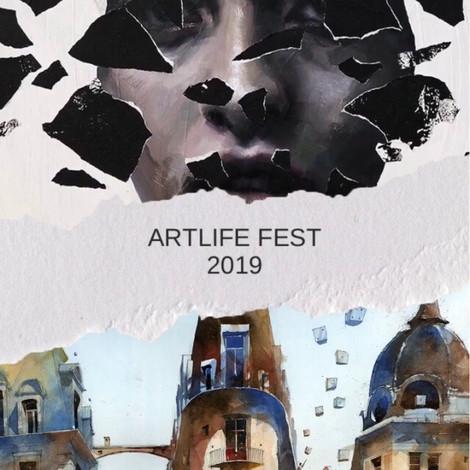 ARTLIFE FEST 2019: чего ждать от международного интерактивного фестиваля современного искусства