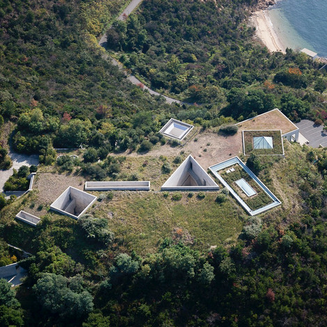 «Минимум пространства, максимум красоты»: японский арт-центр Наосима