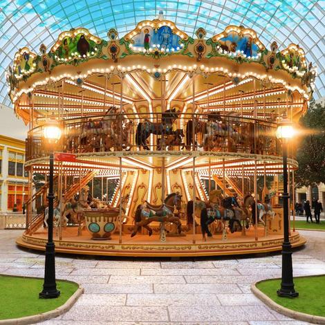 «Остров мечты»: в Москве откроют крупнейший парк развлечений