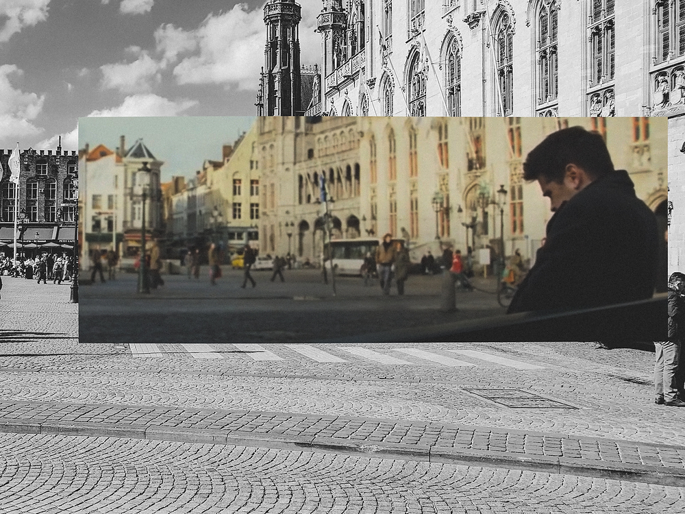 Кадры из фильма «Залечь на дно в Брюгге»