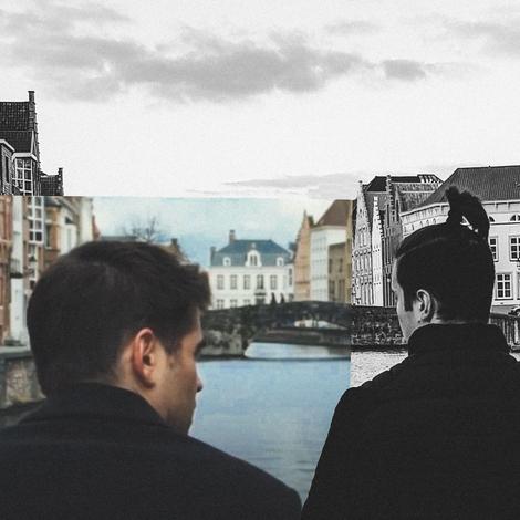 По местам из фильма «Залечь на дно в Брюгге»