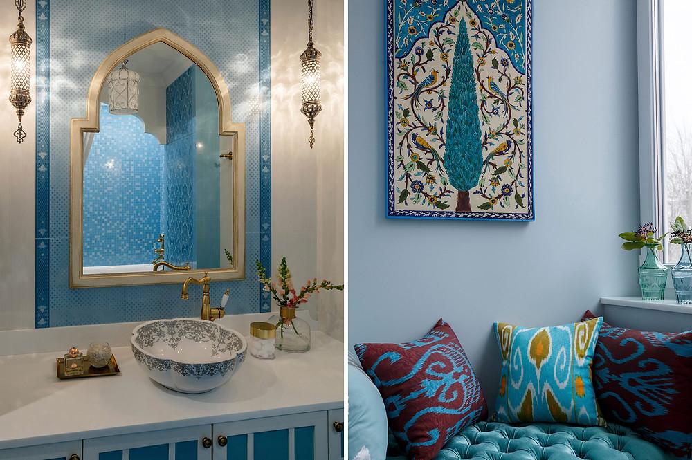 Марокканские зеркала
