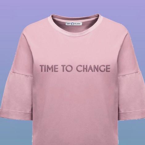 Новая коллекция ART FLASH Change: линейка, вдохновляющая на перемены