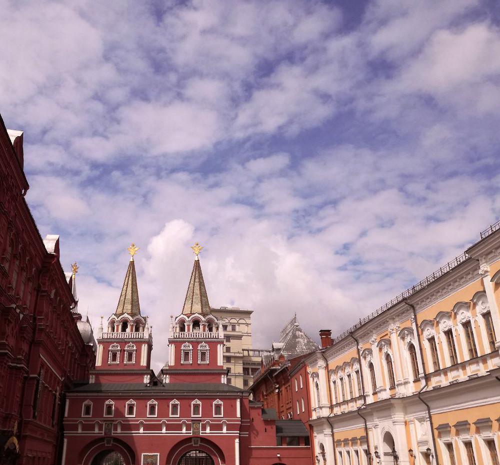 Виртуальная Москва