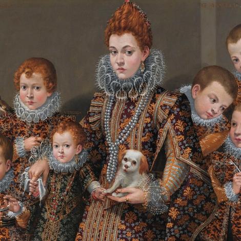 Чудачества моды эпохи Возрождения в пяти портретах