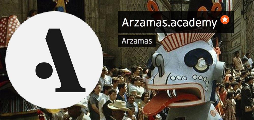 Обложка подкаста Arzamas.academy