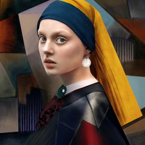 Удивительный ART&FASHION проект фотографов Андрея Яковлева и Лили Алеевой