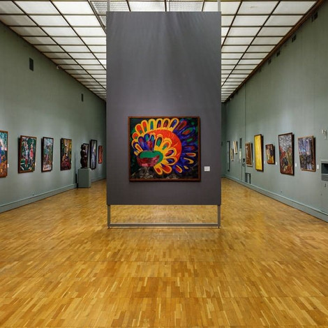 Музеи и выставочные залы Москвы закрываются с 13 ноября из-за пандемии коронавируса