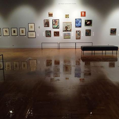 В Третьяковской галерее случился потоп
