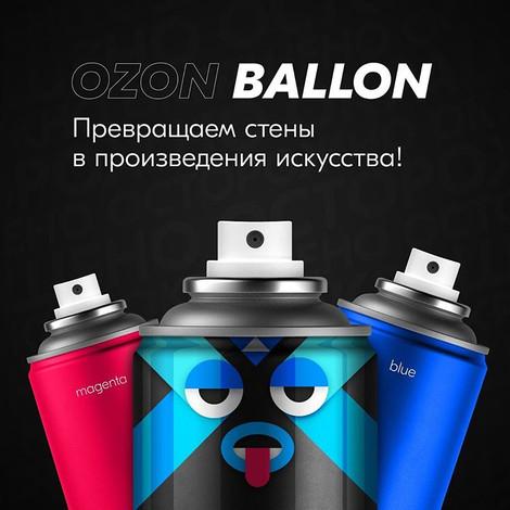 Молодые художники распишут пункты выдачи заказов Ozon
