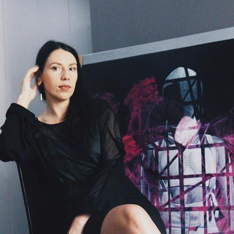 Арт-персона: художник Анастасия Копытцева о ценности картин, женских образах и честности с собой