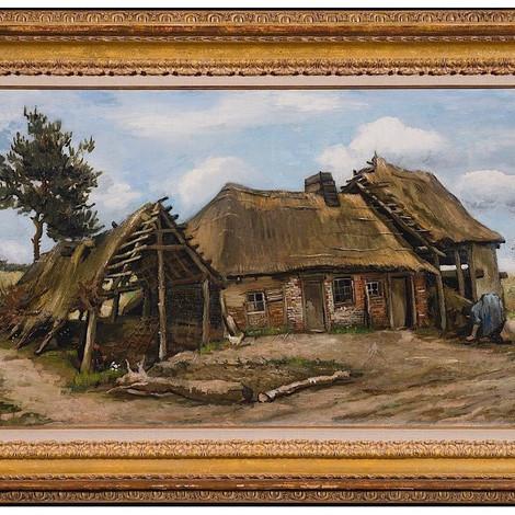 Картину Ван Гога продали в Нидерландах за €15 000 000