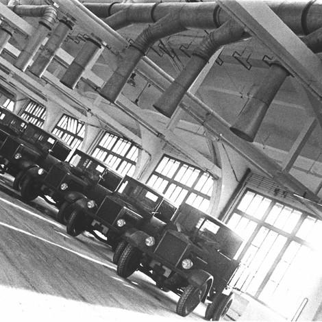 В Еврейском музее толерантности пройдёт выставка «Дом для машин. Бахметьевский и другие гаражи»