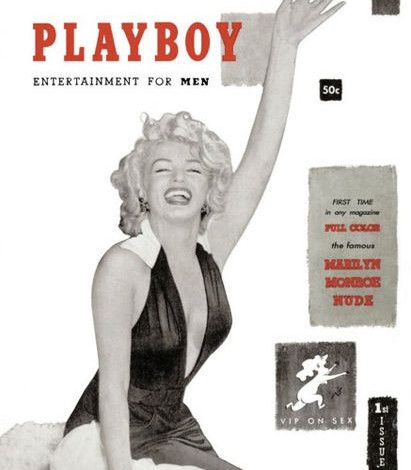 Закрытие Playboy: 5 лучших фото журнала за весь период его существования
