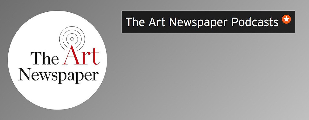 Обложка подкаста The Art Newspapers
