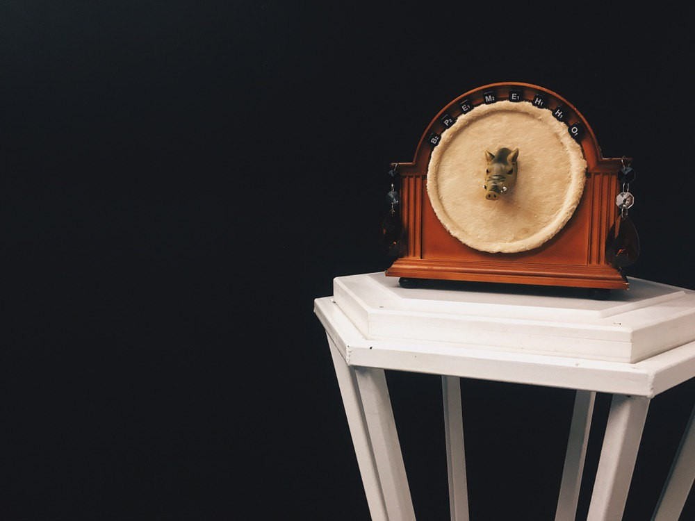 Выставка «Новый вещизм: от инструмента к скульптуре»