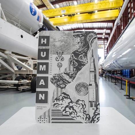Crew Dragon отправил на МКС серию работ, созданную специально для космонавтов