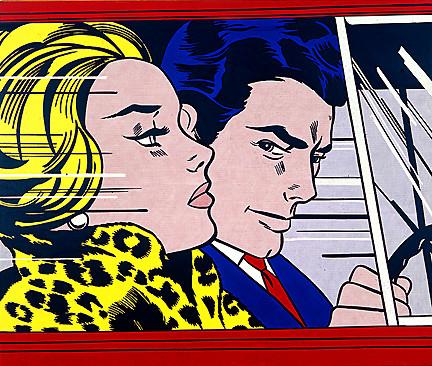 Рой Лихтенштейн: от рекламы к «высокому искусству»