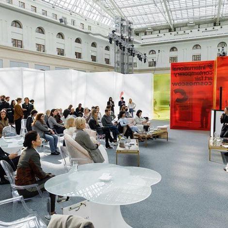 Cosmoscow объявили даты девятой ярмарки современного искусства