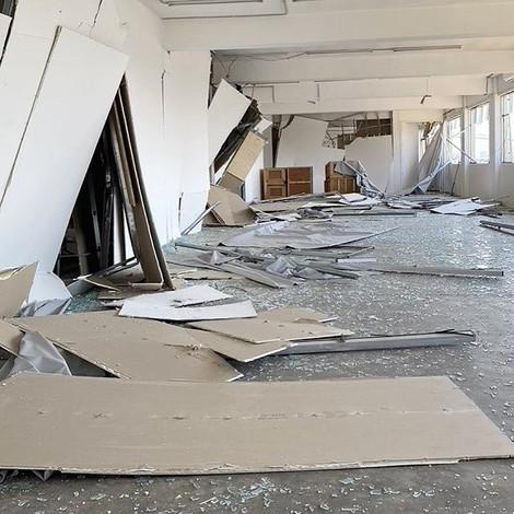 Музеи и галереи в Бейруте пострадали в результате взрыва
