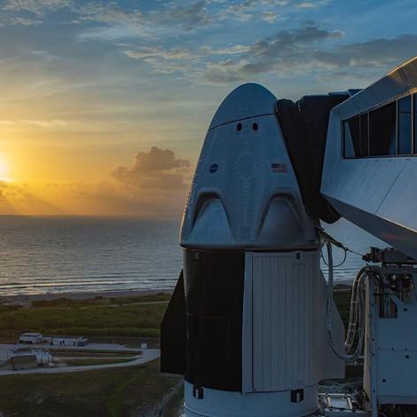 Такой разный космос: чем занять себя перед запуском SpaceX?
