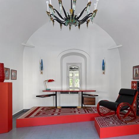 Новая галерея коллекционного дизайна открылась в Москве