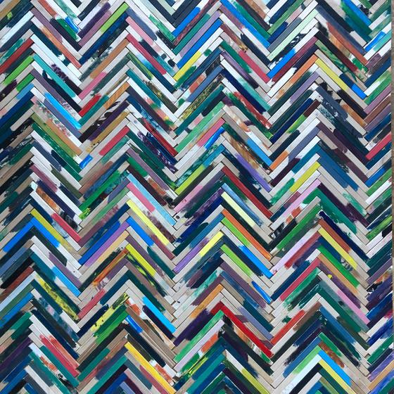 Herringbone Wood