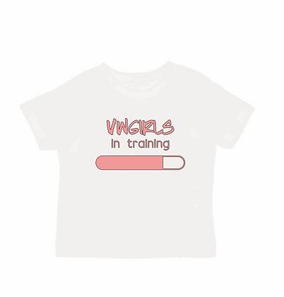 VWGIRLS in training - Toddler