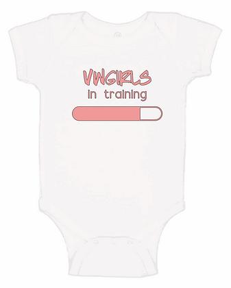 VWGIRLS in training - Baby