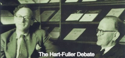 Relationship between law and morality: Hart-Fuller debate