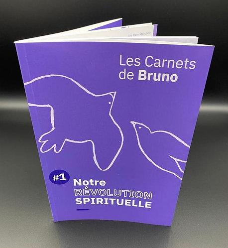 LES CARNETS DE BRUNO - édition n°1
