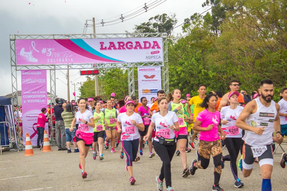 3 Edição Pink Run Solidária