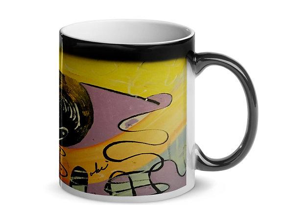 Inside Dreams - Glossy Magic Mug- International ONLY