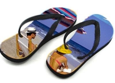 Personalized Flip Flips