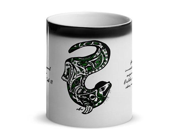 Birth Animal Coffee Mug 11oz Jan - June