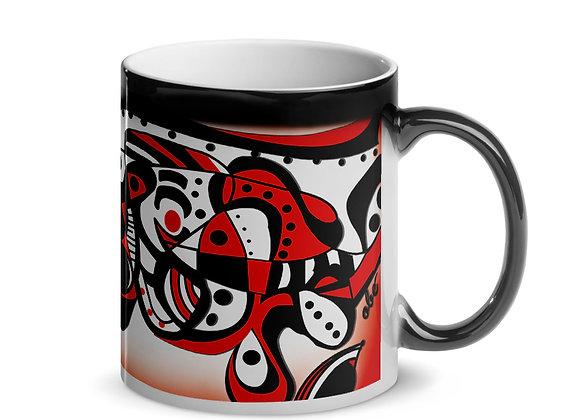 Dawn - Glossy Magic Mug- International ONLY