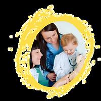 Enfant parents professionnels se positionner dans cette relation tripartite