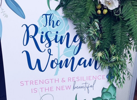 Finding Your Inner Power - The Rising Woman
