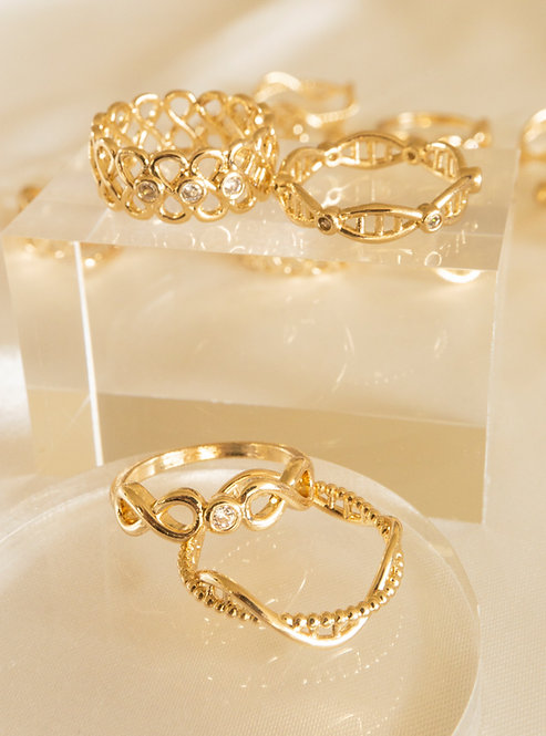 Four Rings Value Set